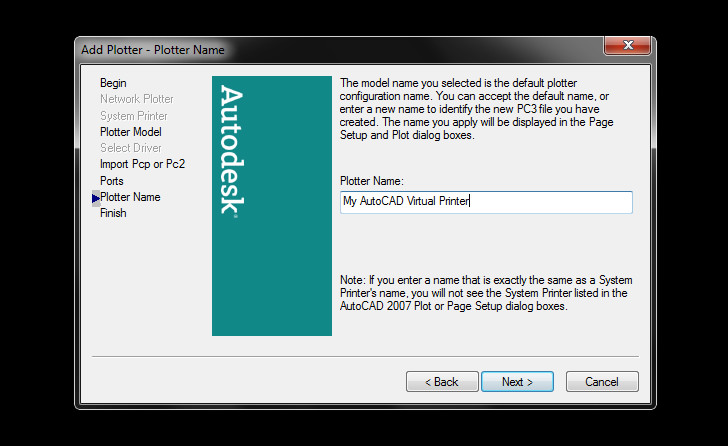 AutoCAD PostScript Plotting to Scale