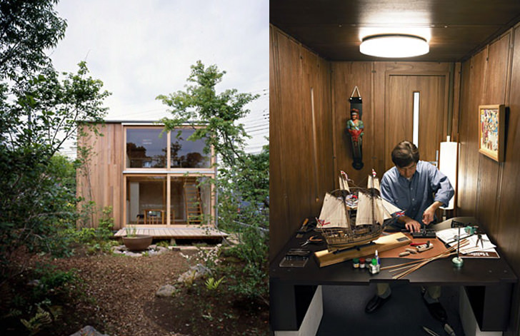 Japan Micro-Homes in the Big City