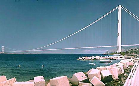 Messina Bridge