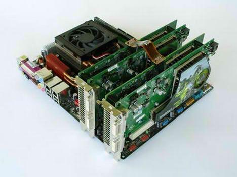 quad core processor graphic nvidia ati