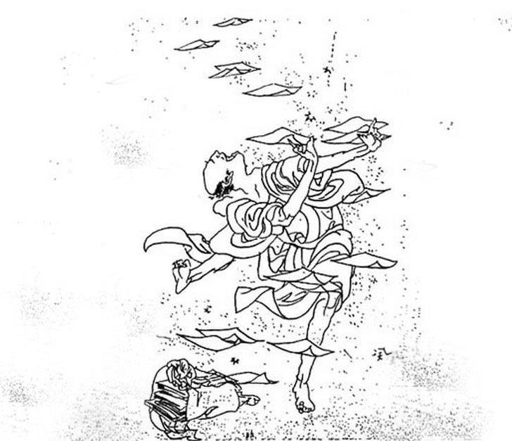 The Mad Poet Hokusai Poet