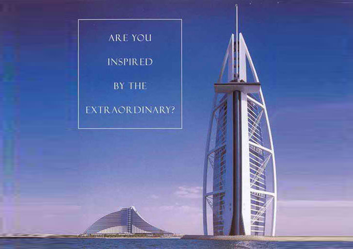 Burj al arab world 39 s largest christian cross Burj al arab architecture