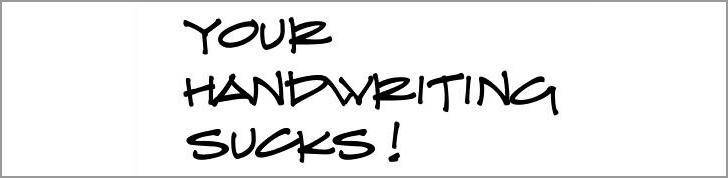 how to improve your handwriting tutorial