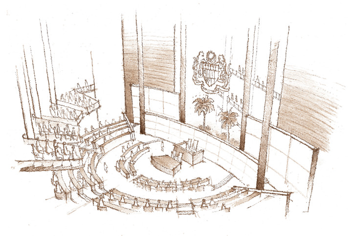The Architecture of Democracy, Proposed Parliament House Malaysia