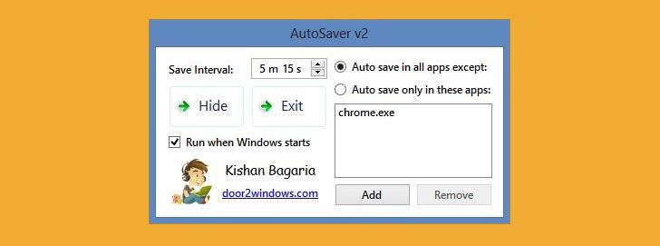 AutoSave For Adobe Photoshop CS3 And CS4
