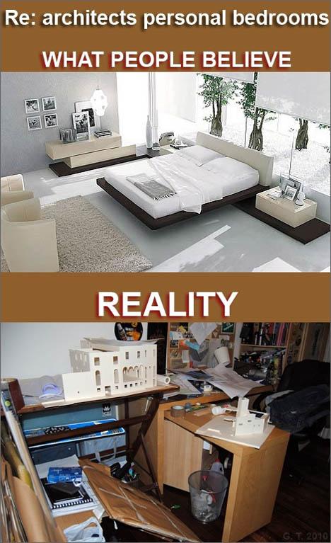 Architects Bedroom