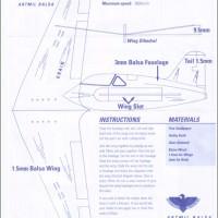 DIY Balsa Airplane Instructions