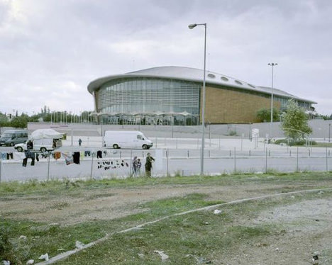 Abandoned Athens Olympic 2004 Stadium