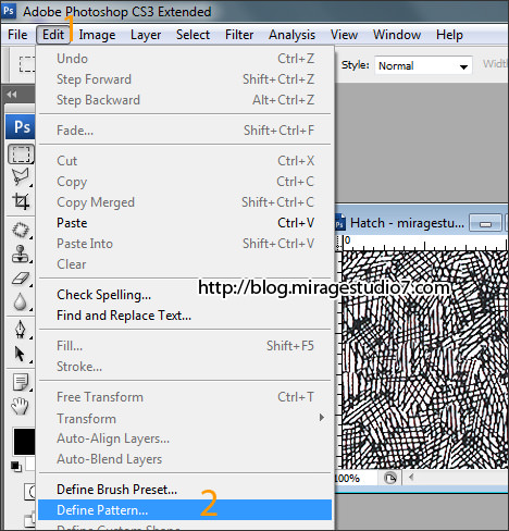 photoshop tutorial sketches