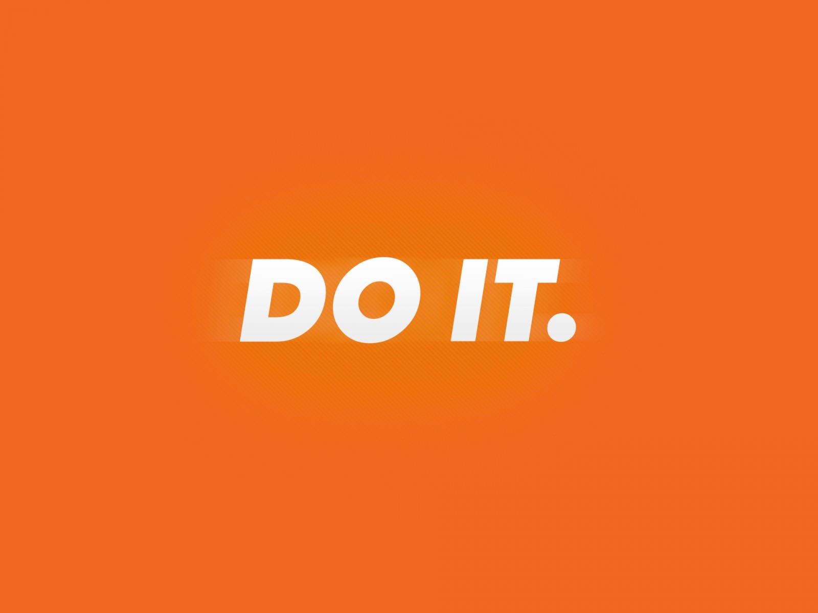 do-it-orange-minimal-wallpaper-2560x1440-A-1600x1200