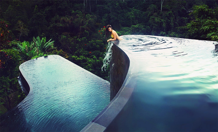 infinity pool bali indonesia negative edge zero edge infinity pool disappearing edge vanishing edge pool