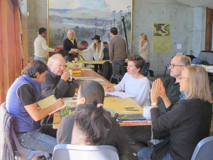 E. Glenn Brit 6780 15th Glenn Murcutt International Architeture Master Class, Australia