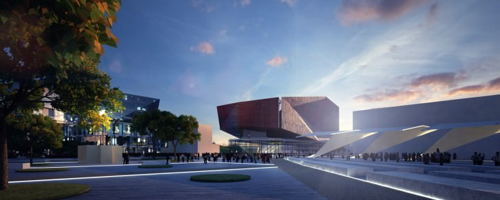 Varese Theater Design Proposal by Maxthreads Architectural Design and Planning UK