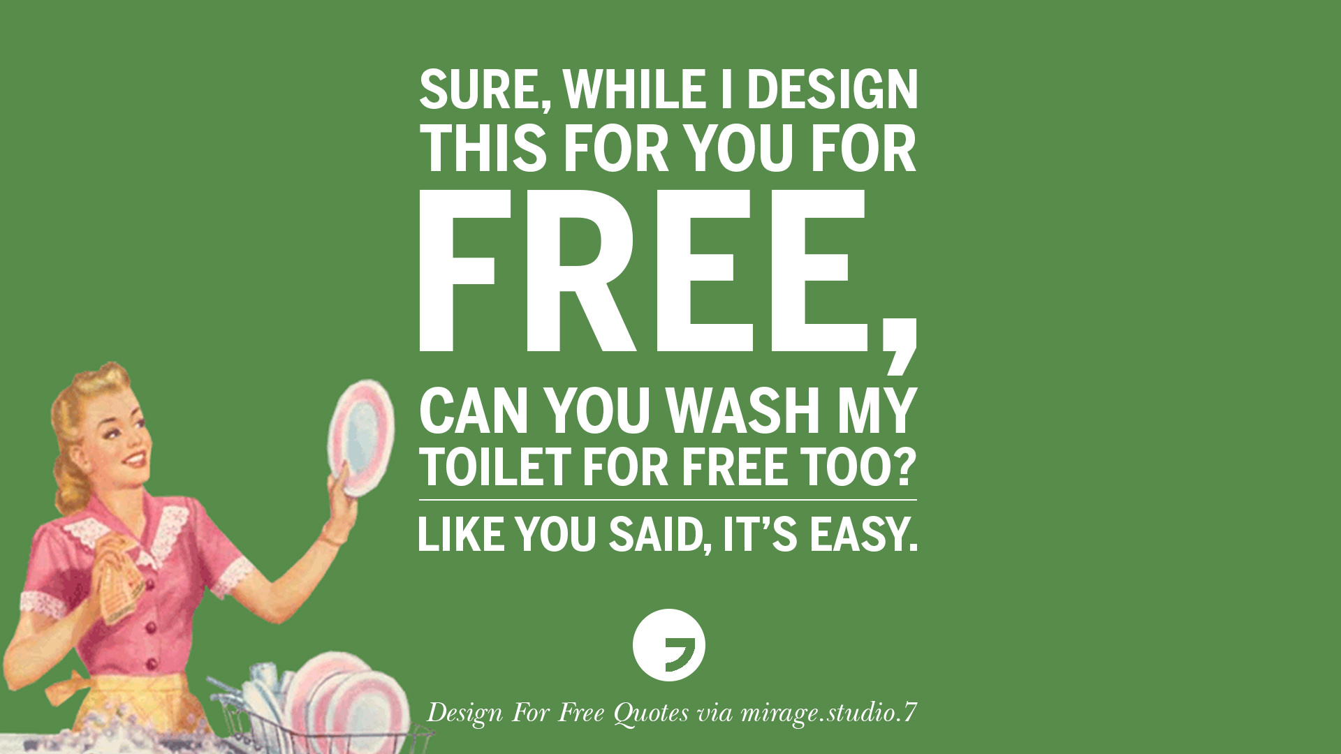 10 sarcastic 39 design for free 39 quotes for interior for Architect online free
